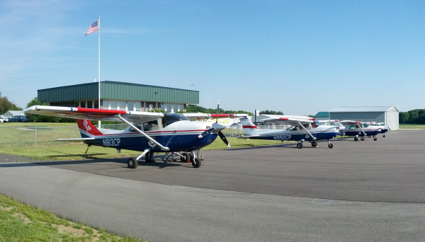 SAREX Flightline