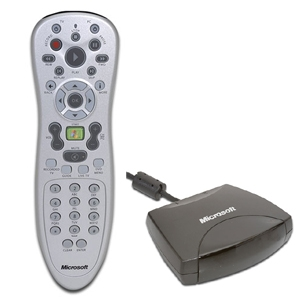 Microsoft Media Center IR Remote (A9O-00007)